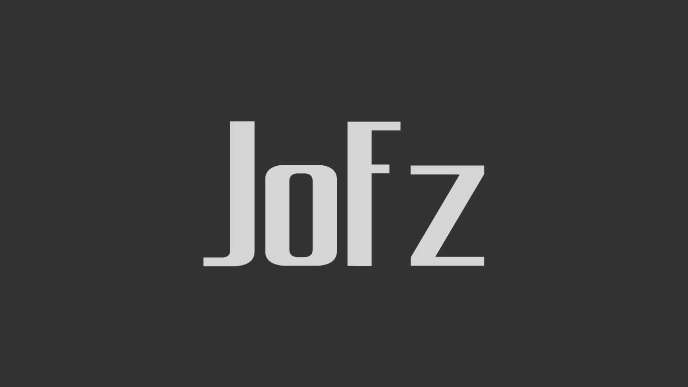 Logo for the Jofz.com domain name