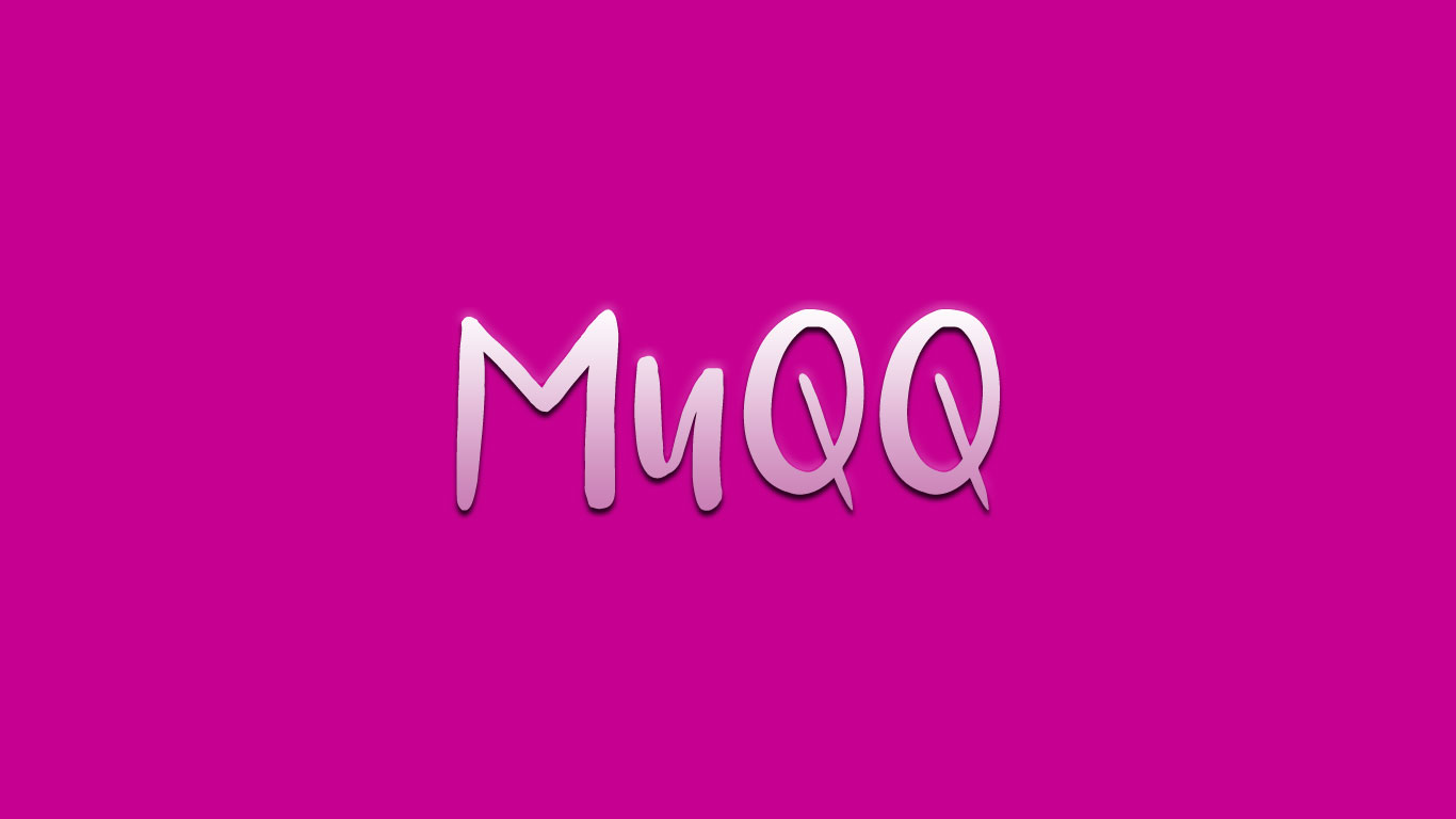 Logo for the Muqq.com domain name