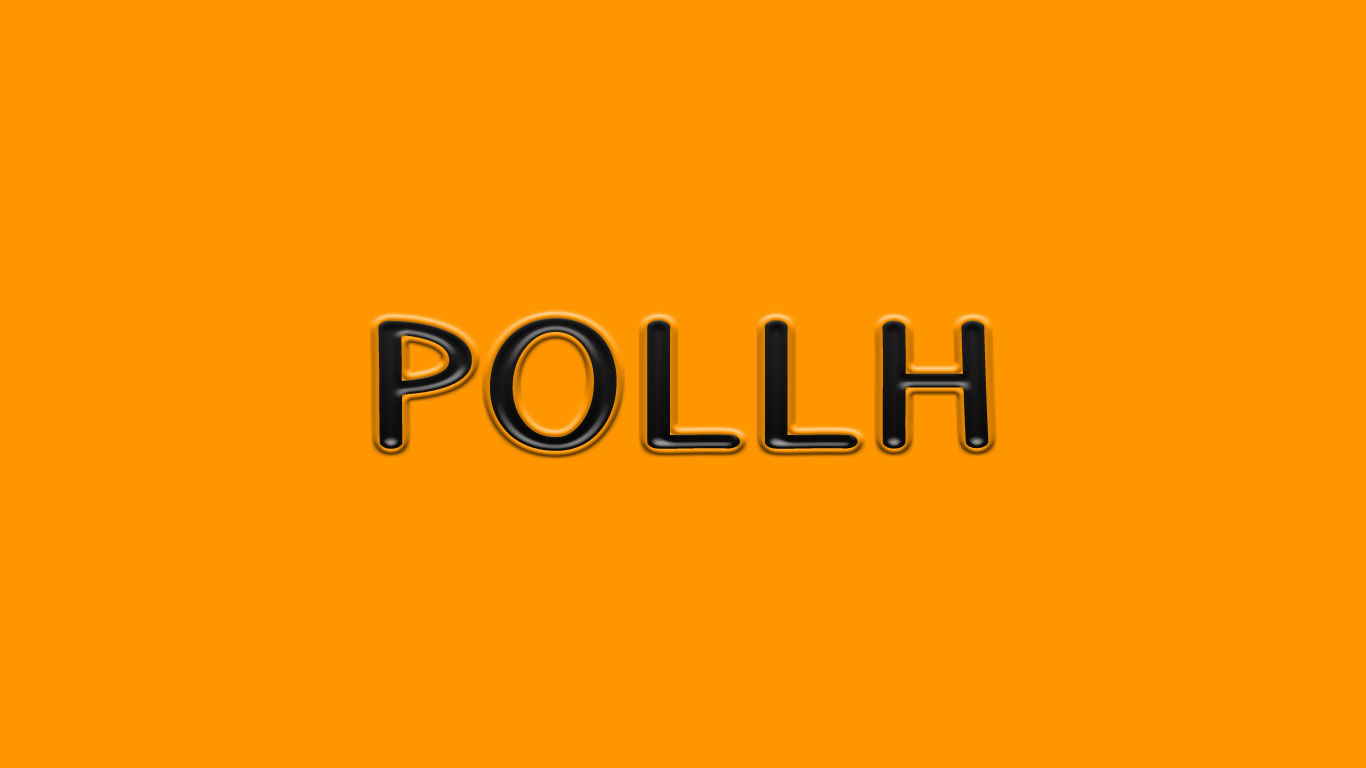 Logo for the Pollh.com domain name