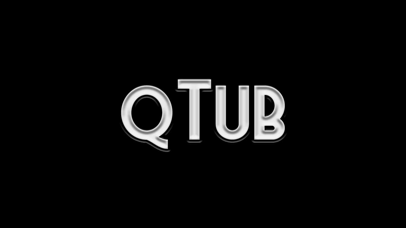 Logo for the Qtub.com domain name
