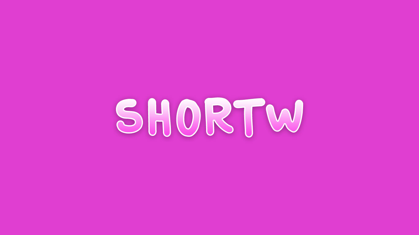 Logo for the Shortw.com domain name