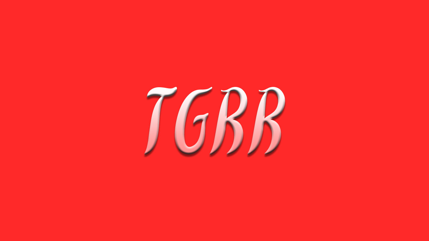 Logo for the Tgrr.com domain name
