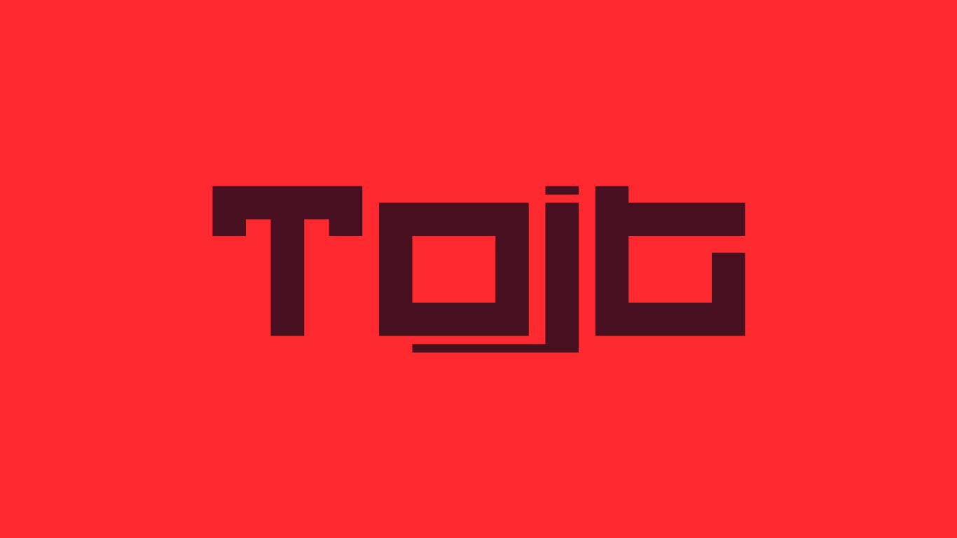 Logo for the Tojt.com domain name