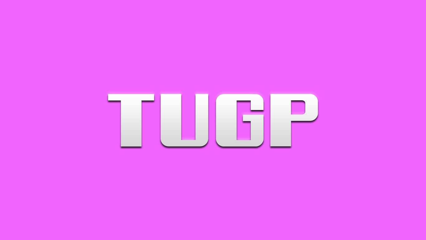 Logo for the Tugp.com domain name