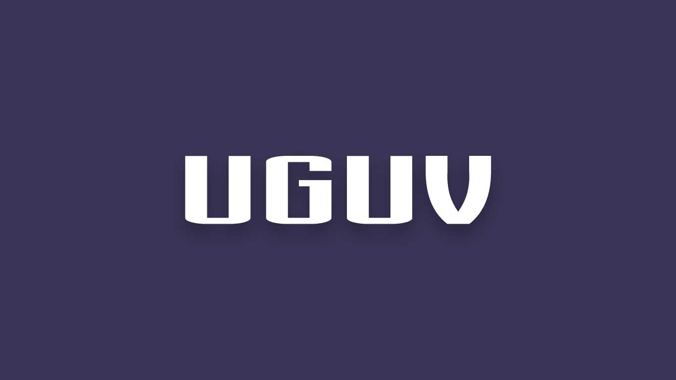 Logo for the Uguv.com domain name