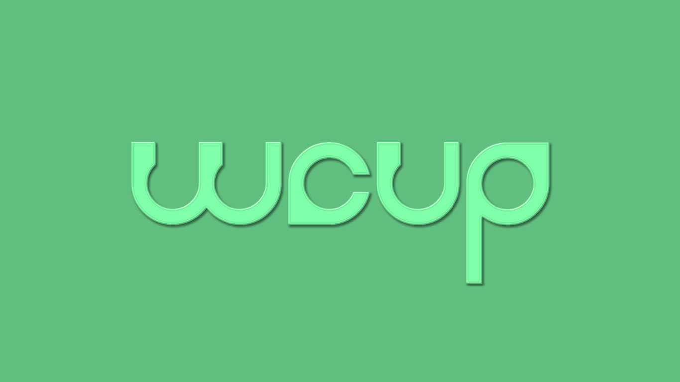 Logo for the Wcup.com domain name