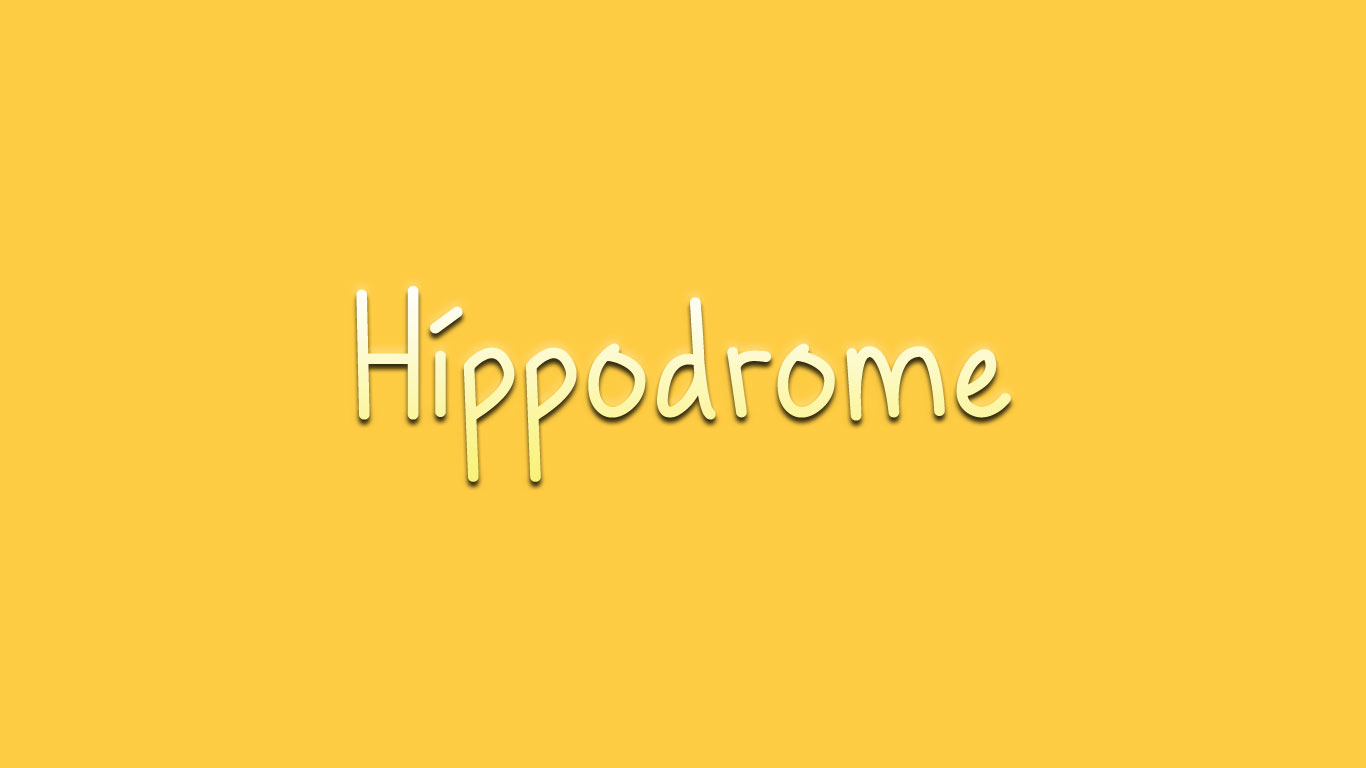 Logo for the Hippodrome.net domain name