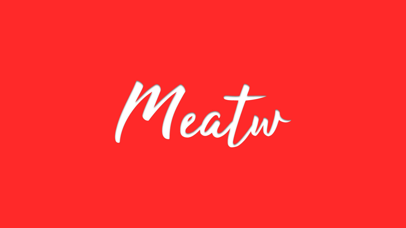 Logo for the Meatw.com domain name