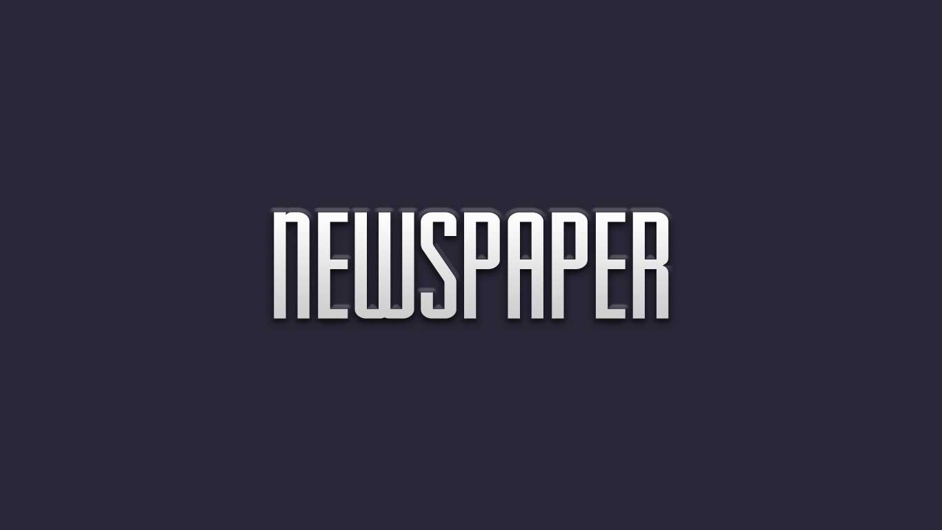 Logo for the Newspaper.info domain name