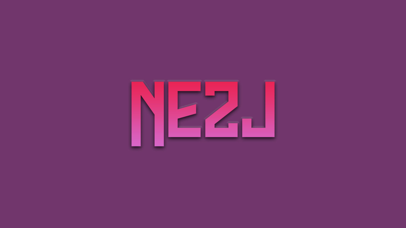 Logo for the Nezj.com domain name