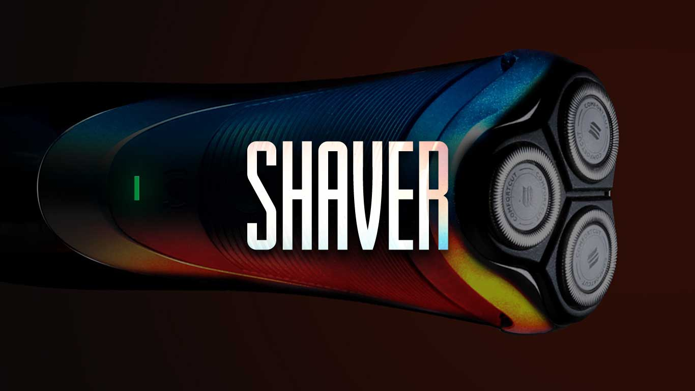 Logo for the Shaver.co.uk domain name