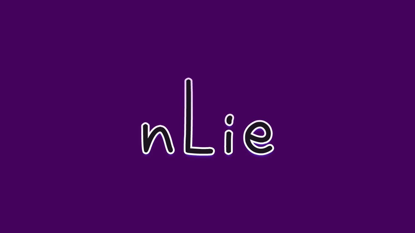Logo for the Nlie.com domain name