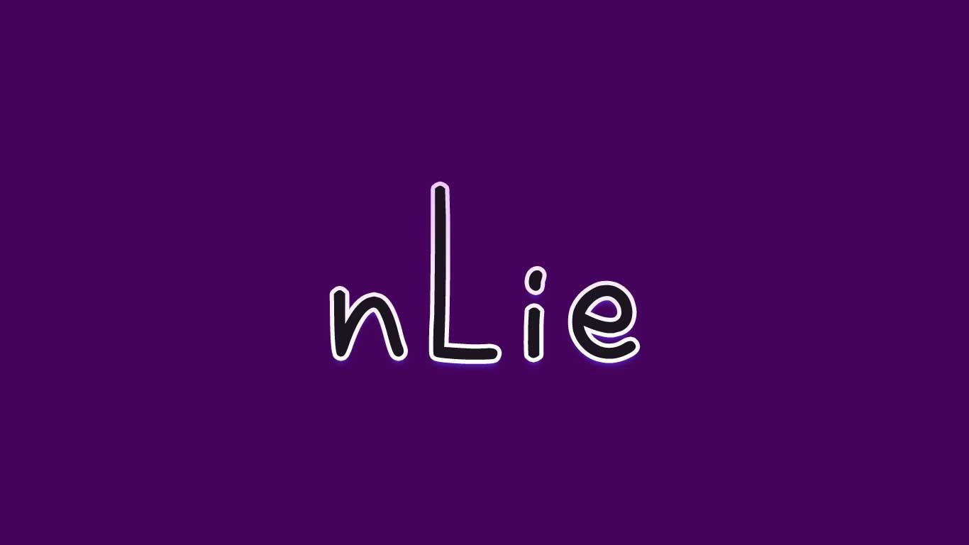 Logo for the Nlie.com domain name
